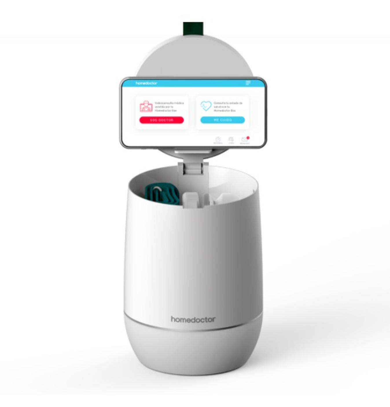 Robot Homedoctor