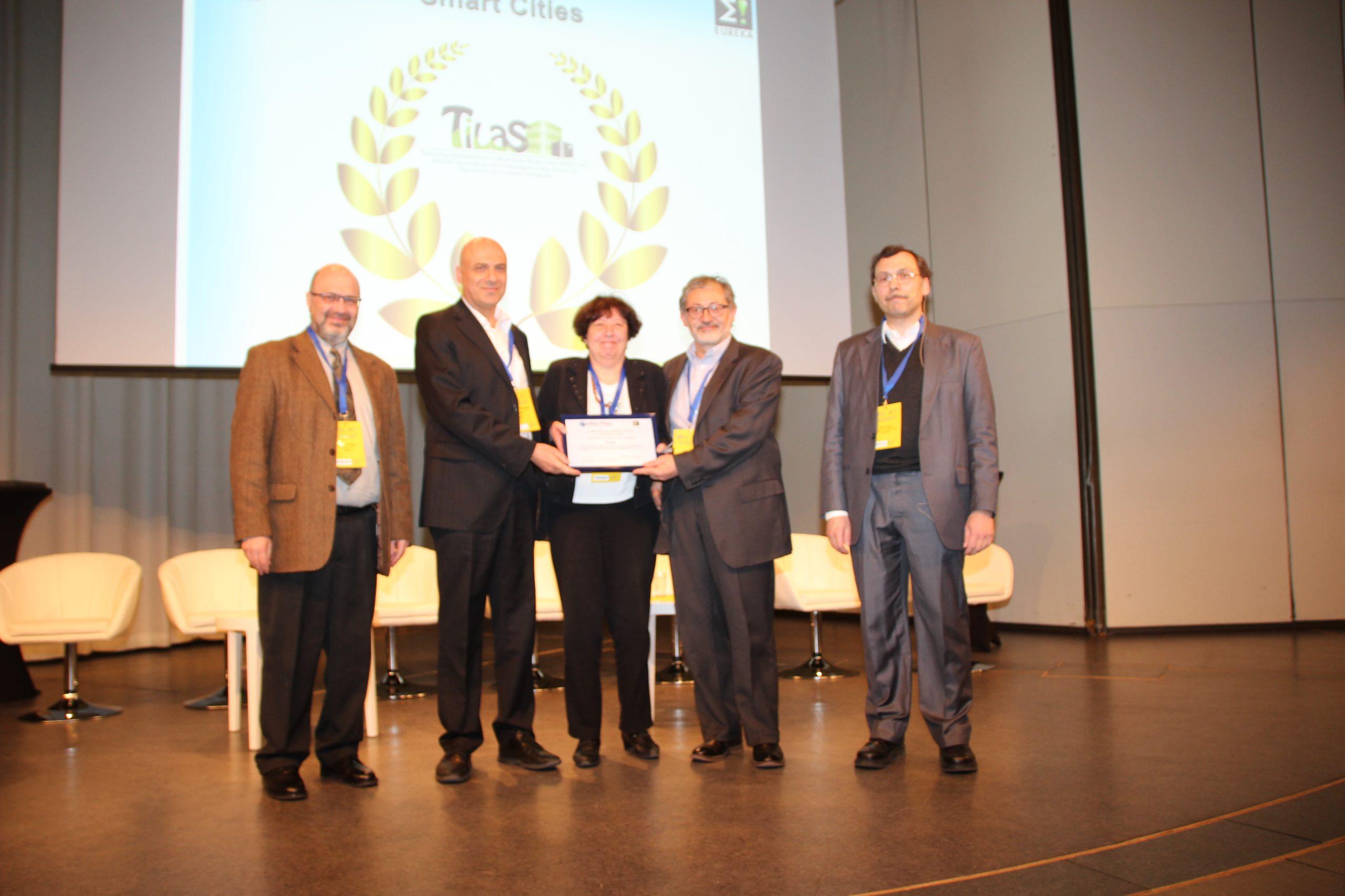 Celtic-Plus Samrt Cities Award